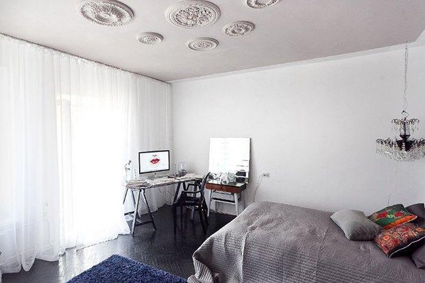Избранное: 16 дизайнерских квартир. Изображение № 4.