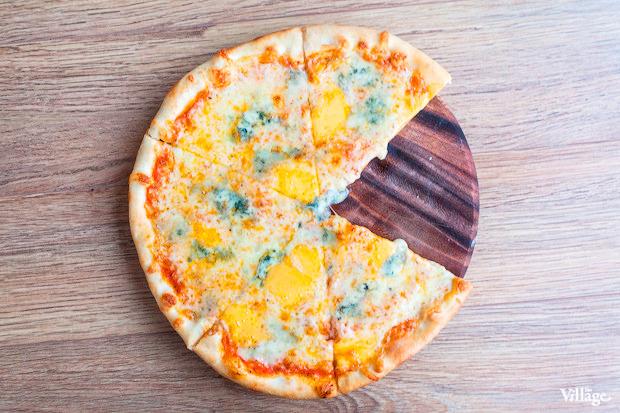 Пицца «4 сыра» — 390 рублей. Изображение № 39.
