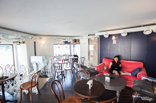 На месте кофейни Nero открылось кафе Coffee Room. Изображение № 15.