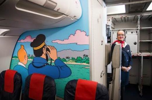 Brussels Airlines возобновила прямые рейсы изПетербурга вБрюссель. Изображение № 2.