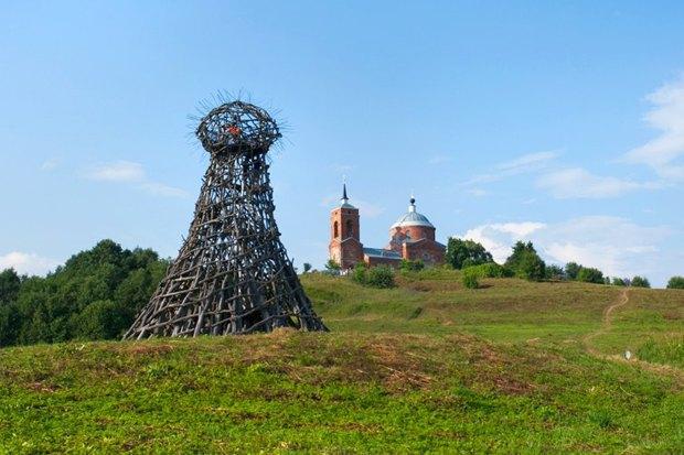 Как арт-парк «Никола-Ленивец» будет работать без инвестора. Изображение № 1.