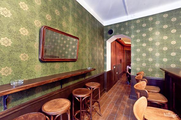 Новое место (Петербург): Бар-кафетерий Warszawa. Изображение № 3.