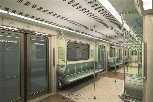 Дизайнеры предложили Метрополитену проект новых вагонов. Изображение № 9.