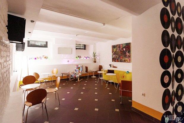 Новое место: Бар Radio Luxembourg. Изображение № 1.
