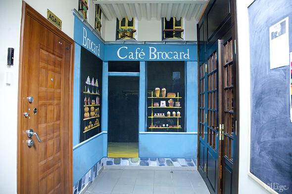 Общая кухня: Кафе-бар Iskra, кафе «Молоко», Genius Bar и Cafe Brocard на «Флаконе». Изображение № 25.