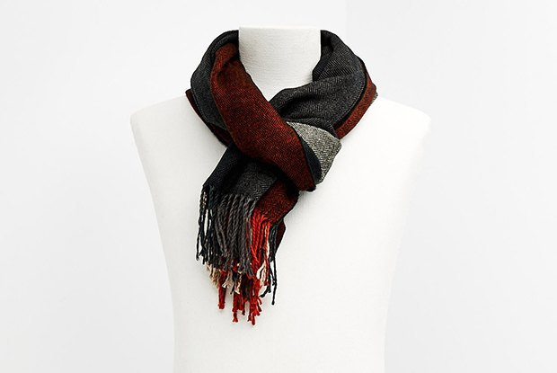 Где купить мужской шарф: 9вариантов от800рублей до13тысяч. Изображение № 4.