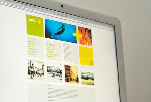 Город в образе: Авторы логотипов Амстердама, Мадрида и Пулы — о брендинге города. Изображение № 10.