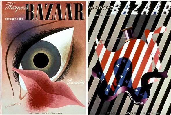 В «Гараже» открывается выставка «Алексей Бродович: от Дягилева до Harper's Bazaar». Изображение № 5.