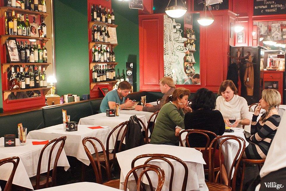 От заката до рассвета: 24 места, где можно поесть ночью в Петербурге. Изображение № 4.