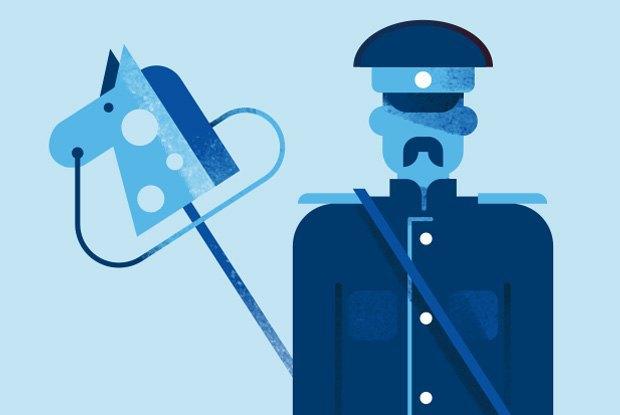 Таможенник, врач, следователь идальнобойщик — ожизни вРоссии. Изображение № 14.