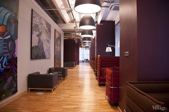 Офис недели (Москва): Клубный офис Cabinet Lounge. Изображение № 5.