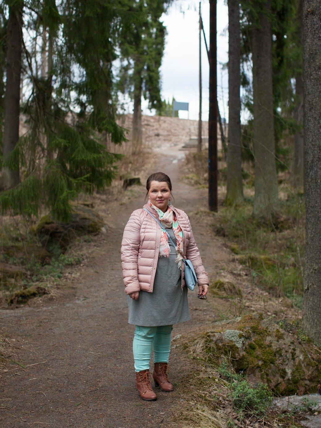 Катри Икявалко, репортёр газет Uutisvuoksi («Новости Вуоксы») и Etelä-Saimaa («Южная Сайма») . Изображение № 33.