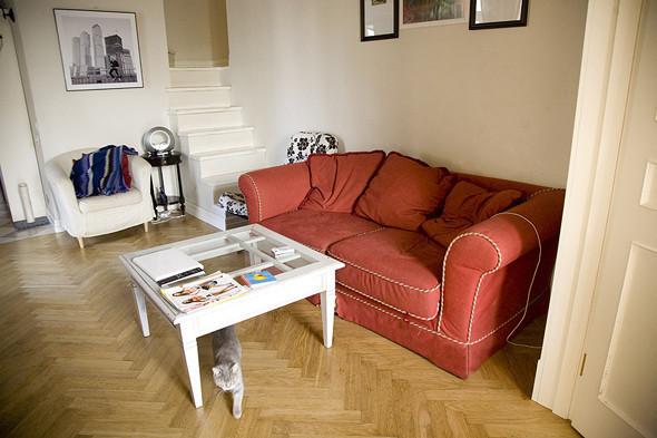 Квартира на Садово-Кудринской улице. Изображение № 3.