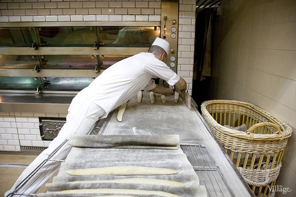 Фоторепортаж с кухни: Как пекут хлеб в «Волконском». Изображение № 19.