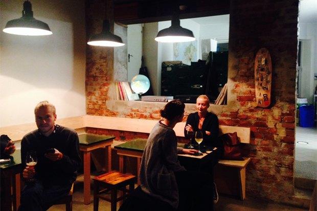 Где пить кофе вОсло. Изображение № 13.