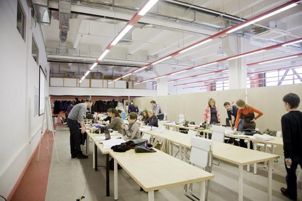 Изображение 12. Новое Место: Британская высшая школа дизайна.. Изображение № 11.