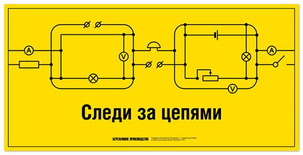 Студия Лебедева придумала плакаты для «Мосэнерго». Изображение № 5.