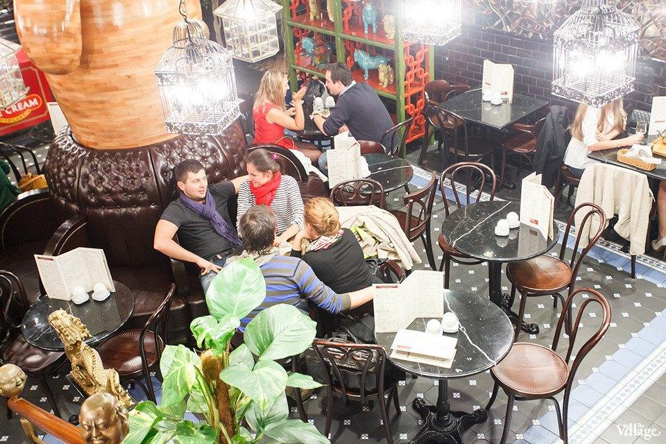 От заката до рассвета: 24 места, где можно поесть ночью в Петербурге. Изображение № 37.