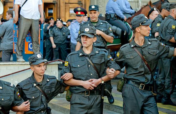 Copwatch: Действия полиции на празднике Ураза-Байрам в Москве. Изображение № 12.