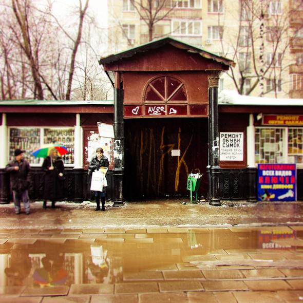 В зоне риска: Трамвайная остановка «Красностуденческий проезд». Изображение № 7.
