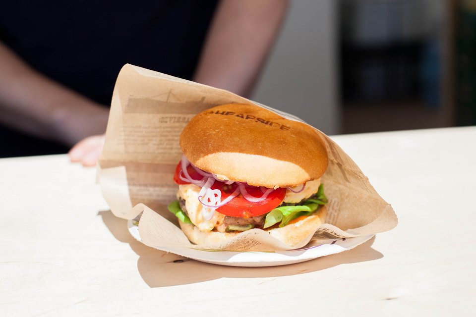 Бургер в Cheapside Josper Bisto. Изображение № 20.