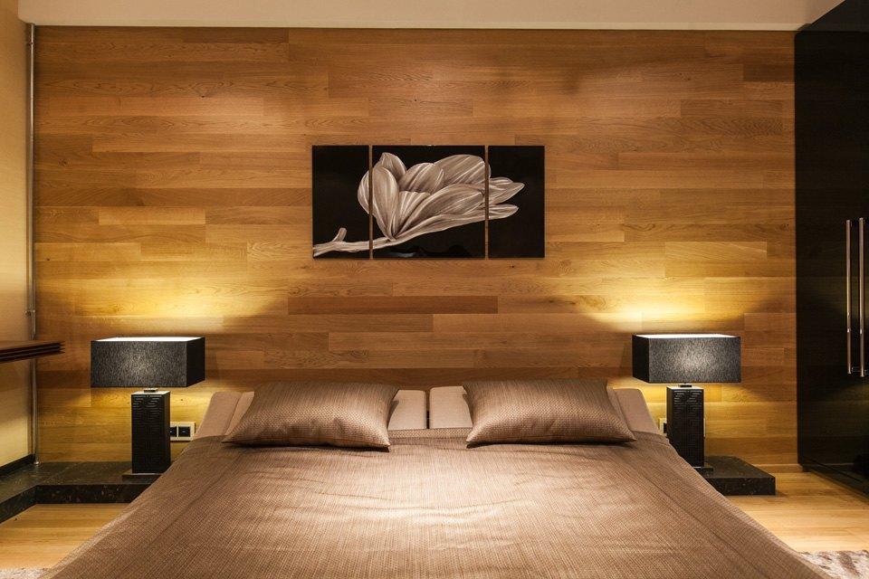 Квартира для семьи  с минималистским интерьером. Изображение № 3.