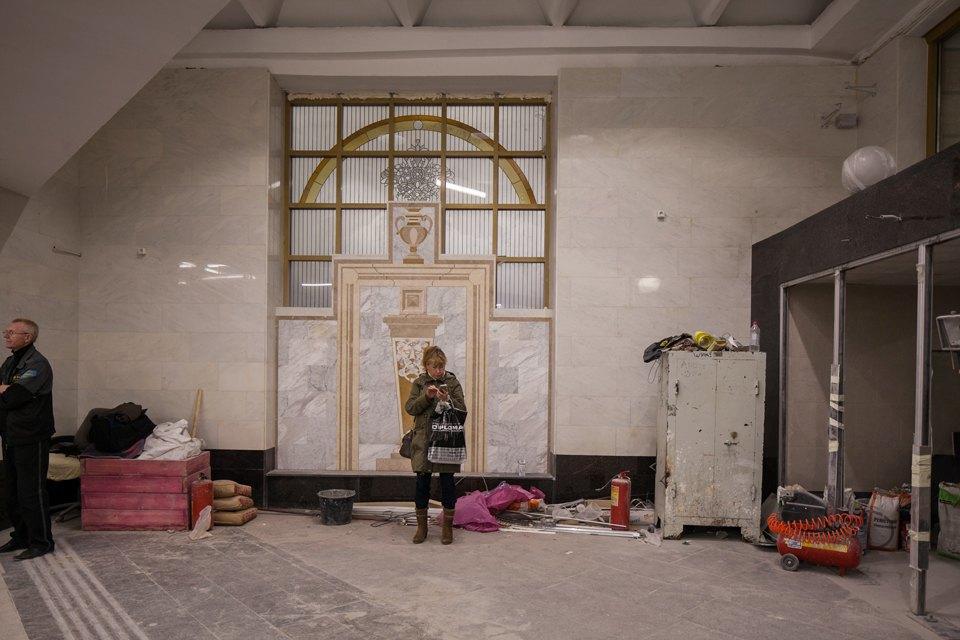 Как изменилась станция «Лиговский проспект» загод ремонта. Изображение № 4.