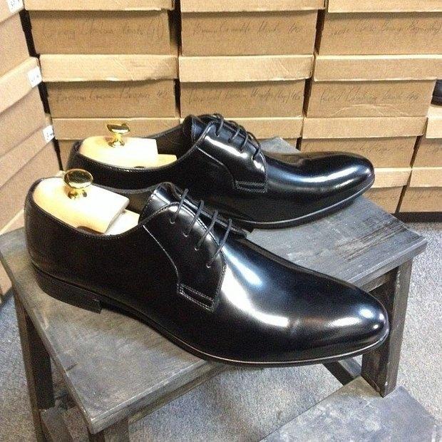 На Гороховой открылся магазин обуви ручной работы. Изображение № 1.