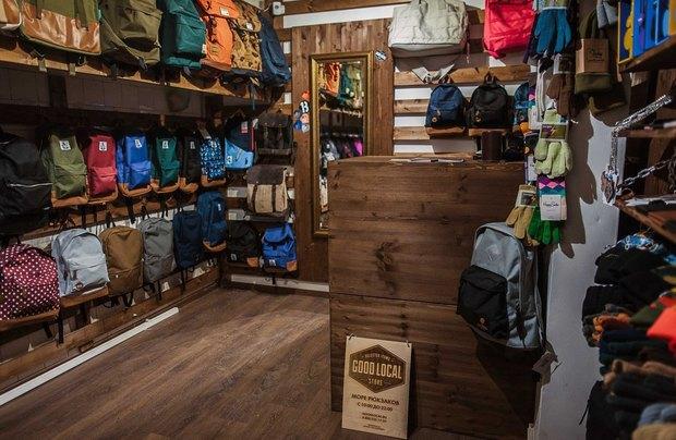 В «Этажах» открылся магазин аксессуаров Good Local. Изображение № 4.