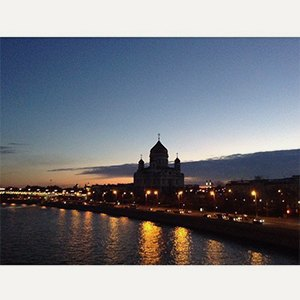 Акция «Час Земли» вМоскве вснимках Instagram. Изображение № 9.