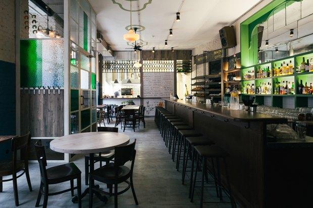 7 баров, кафе иресторанов, открывшихся вянваре . Изображение № 1.