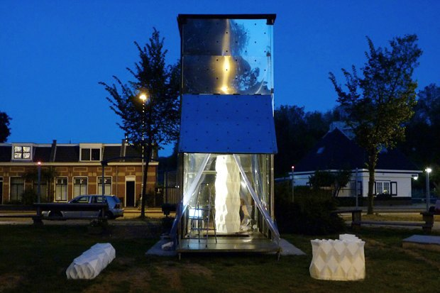 Дом печати: Как в Голландии строят здание с помощью 3D-принтера. Изображение № 2.