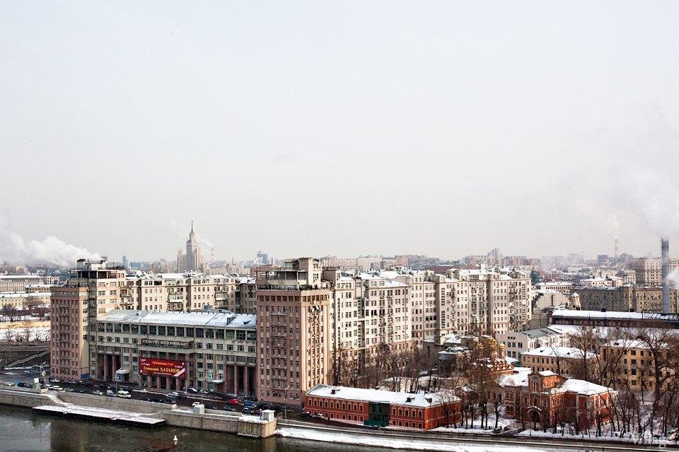 Лучший вид на этот город: 7 смотровых площадок вМоскве. Изображение № 10.