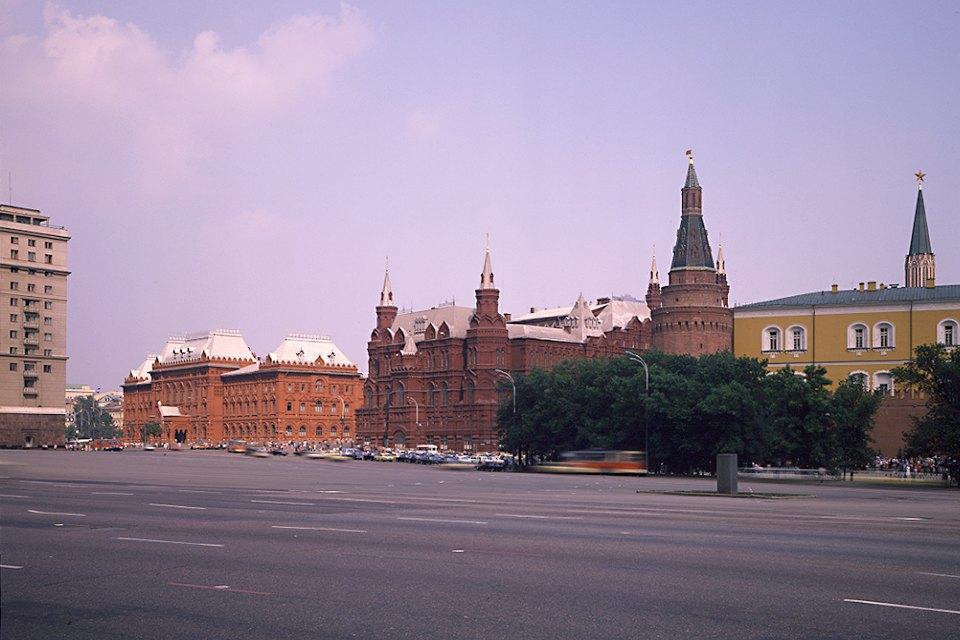 Камера наблюдения: Москва глазами Александра Викторова. Изображение № 11.