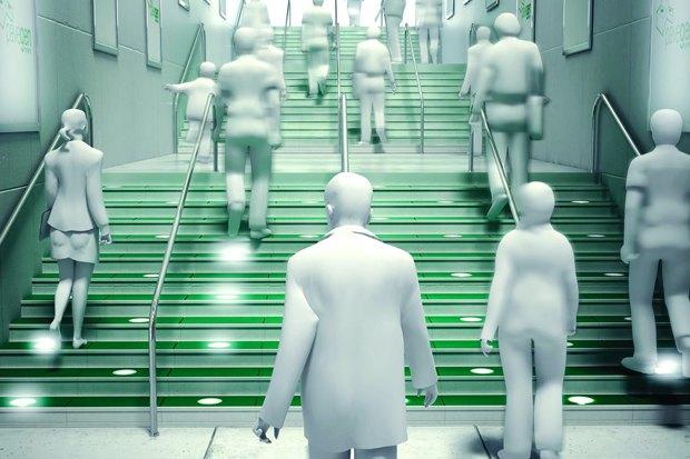 Идеи для города: Электричество от шагов в Лондоне. Изображение № 7.