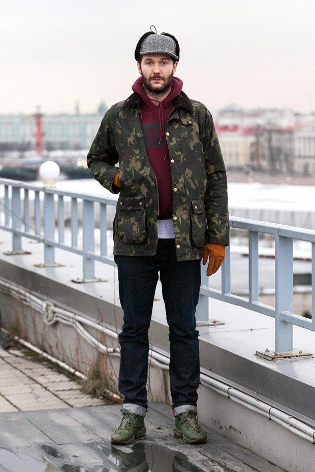 Управляющий мужского отдела Nevsky 152 Кирилл Однолетков. Изображение № 1.