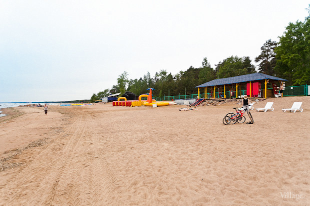 Гид по пляжам в городе и на заливе. Изображение № 5.