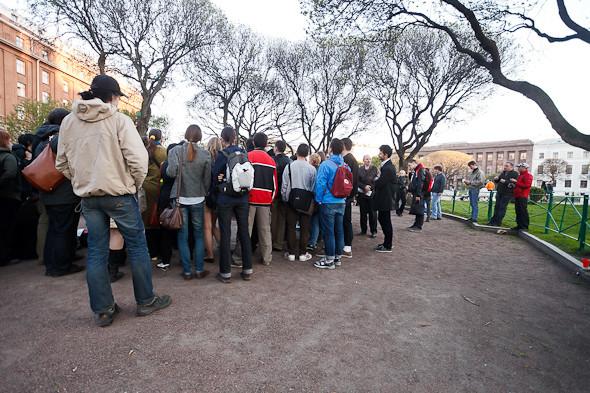 Люди в городе: Чего хотят митингующие на Исаакиевской . Изображение № 8.