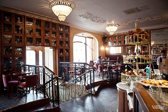Новое место (Петербург): Ресторан-кондитерская Du Nord 1834. Изображение № 11.