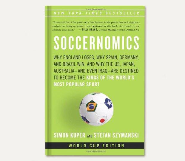 Экономика футбола: Почему итог матча Германия— Бразилия был предсказуем. Изображение № 1.