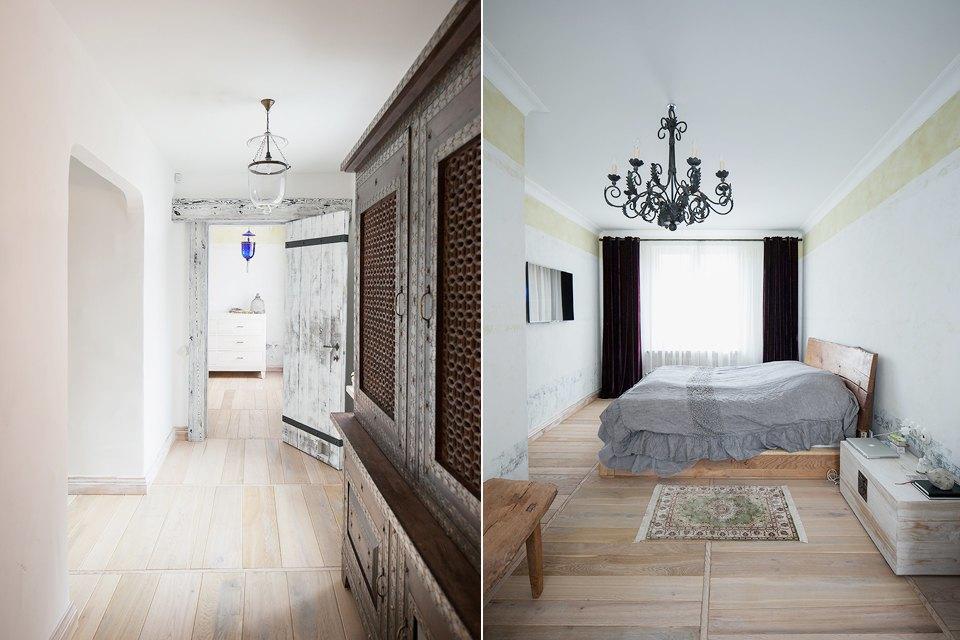 Квартира с эклектичным интерьером на Суворовском проспекте. Изображение № 9.