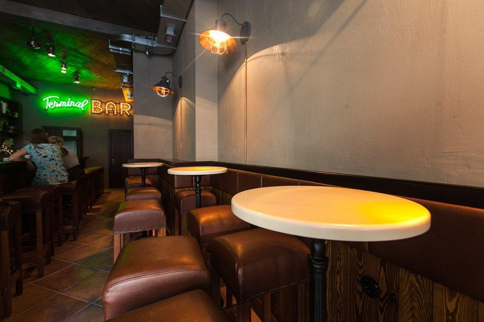 Terminal Bar на Белинского. Изображение № 9.