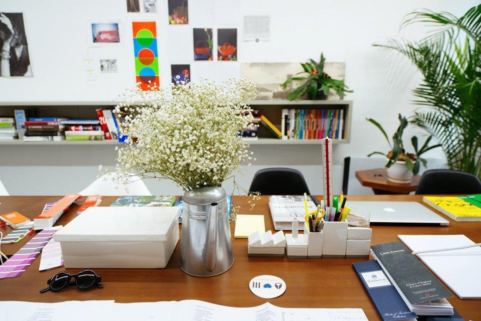 Офис архитектурного бюро Crosby Studios площадью 25 квадратных метров. Изображение № 5.