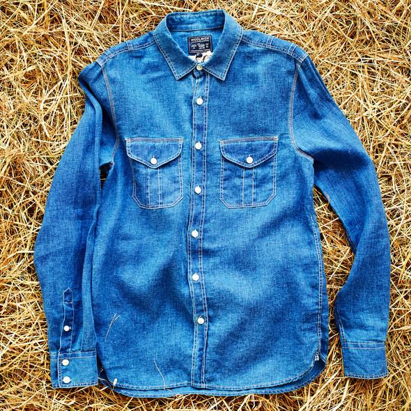 Вещи недели: 15 джинсовых рубашек. Изображение № 13.