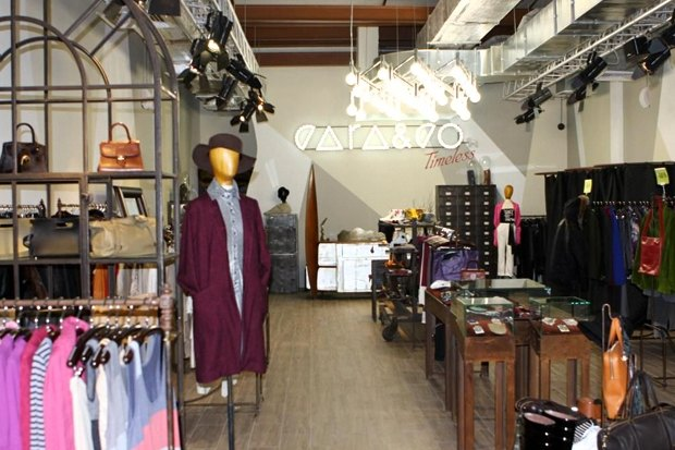 В «Outlet Village Белая Дача» открылся магазин Cara&Co Timeless. Изображение № 3.