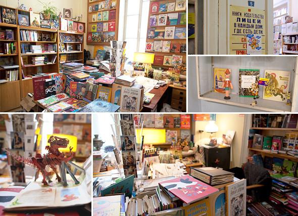 Книжный мир: Детские книжные магазины. Изображение № 4.