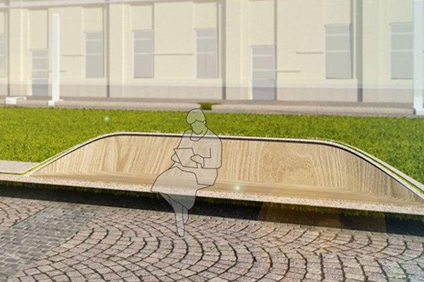 8 студенческих объектов городской среды. Изображение № 2.