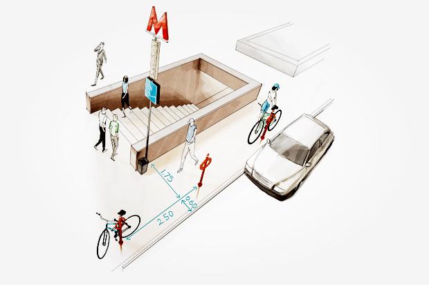 Власти рассказали оперспективах велодвижения вМоскве. Изображение № 8.