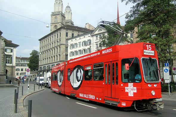 Иностранный опыт: 5 способов пересадить водителей на общественный транспорт. Изображение № 26.