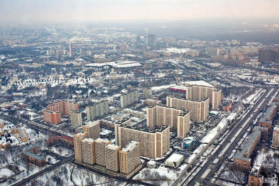 Лучший вид на этот город: 7 смотровых площадок вМоскве. Изображение № 65.